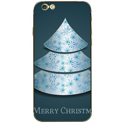 Anti - scratch Mobile Phone Full Body Sticker with Christmas Tree Style for iPhone 6  -  4.7 inches от GearBest.com INT