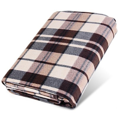 Moisture Resistant Picnic Mat Camping Rest Pad Flannel Baby Cushion Tent Blanket