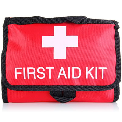 Multifunctional First - aid Kit Medicine Package Emergency Bag Home Outdoor Activities Supplies