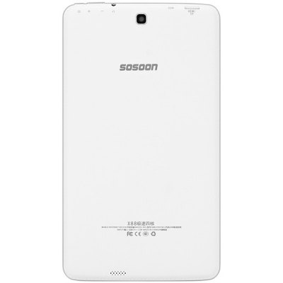 Гаджет   Sosoon X88 8 inch MTK8127 Quad Core Android 4.4 Tablet PC Tablet PCs