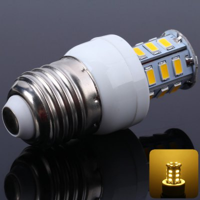 E27 5W 24 SMD-5730 110V Dimmable Warm White Corn Light