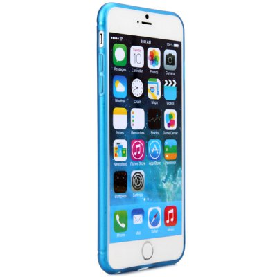 Transparent Ultrathin TPU Material Back Case for iPhone 6 Plus  -  5.5 inchesiPhone Cases/Covers<br>Transparent Ultrathin TPU Material Back Case for iPhone 6 Plus  -  5.5 inches<br><br>Compatible for Apple: iPhone 6 Plus<br>Features: Back Cover<br>Material: TPU<br>Style: Special Design, Transparent<br>Color: Red, Blue, Yellow, Gray, White<br>Product weight : 0.025 kg<br>Package weight : 0.076 kg<br>Product size (L x W x H): 16 x 8 x 0.8 cm / 6.3 x 3.1 x 0.3 inches<br>Package size (L x W x H) : 21 x 12.5 x 1 cm<br>Package contents: 1 x Case