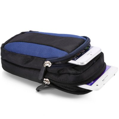 Гаджет   Durable Multifunctional 5.5 inch Phone Bag Outdoor Hiking Camping Small Pocket Other Cases/Covers