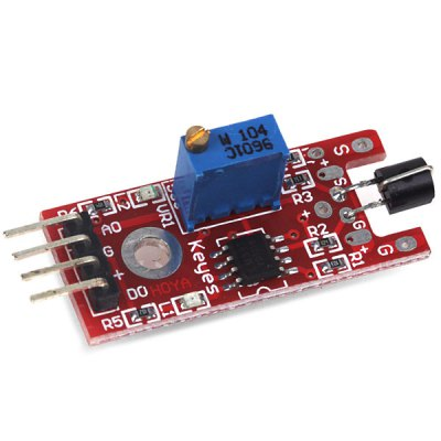 Keyes KY - 036 Arduino Compatible LM393 Chip Human Body Touch Sensor Module