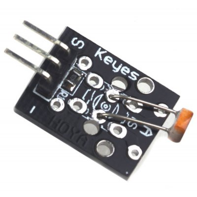 Keyes KY - 018 Arduino AVR PIC Compatible Practical Photoresistor Sensor Module  -  3PCS
