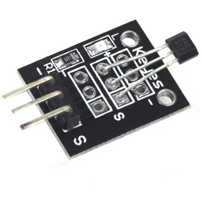 Keyes KY - 003 Full Function Hall Magnetic Sensor Module Works with Arduino AVR PIC  -  3PCS