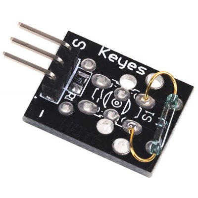 Keyes KY-021 Mini Magnetic Detection Sensor Module - 3PCS