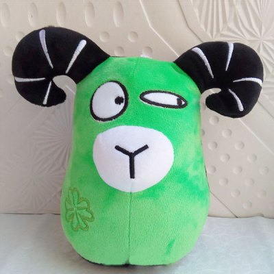 Гаджет   7.8 inch Lovely Sheep Stuffed Toy with Hilarious Expression Plush Toy Dolls & Action Figures