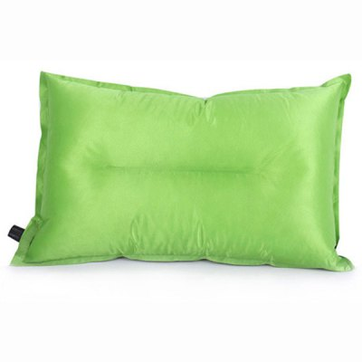 Portable Automatic Inflatable Air Pillow Travel Camping Home Office Supplies