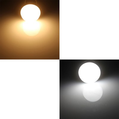 Фотография XinYiTong E14 6W 12 x SMD - 5630 500LM Dimmable Cool Warm White Golden Bulb Lamp