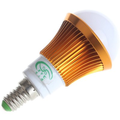 XinYiTong E14 6W 12 x SMD - 5630 500LM Dimmable Cool Warm White Golden Bulb Lamp