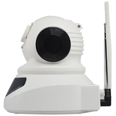 EYESIGHT ES - IP805AW 1.0MP WiFi Wireless IP Camera with Build - in Speaker for Home Security