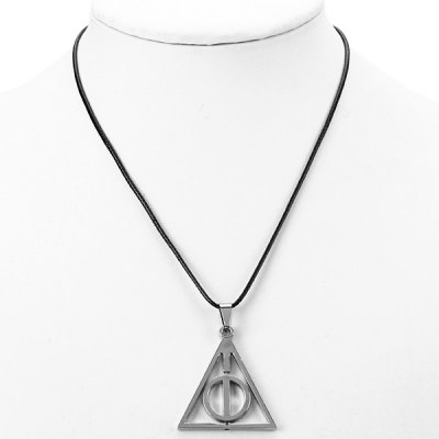 Popular Film Harry Potter and The Deathly Hallows Necklace Pendants Collection Classic Jewelry