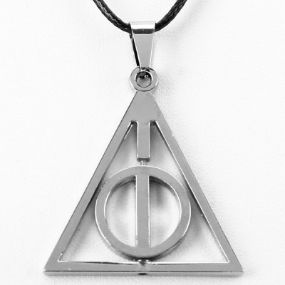 Гаджет   Popular Film Harry Potter and The Deathly Hallows Necklace Pendants Collection Classic Jewelry