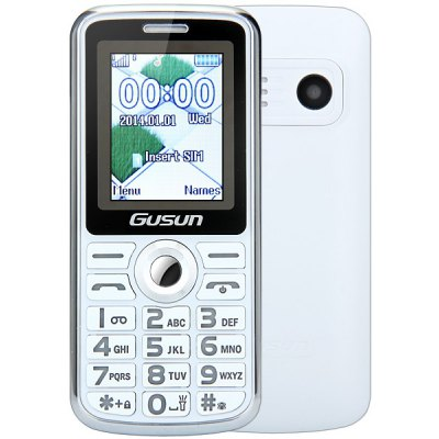 Gusun F7 1.75 inch Quad Band Unlocked Phone