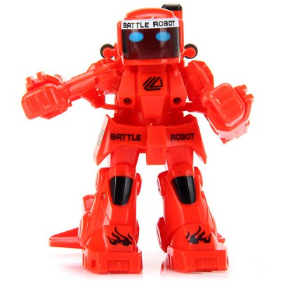 Гаджет   Simulated RC Battle Robot with Arbitrary Manipulation for Kids Gift Classic & Retro Toys