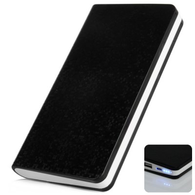 Гаджет   10000mAh Dual USB Interface Design Portable Mobile Power Bank with LED Power Indicator iPhone Power Bank