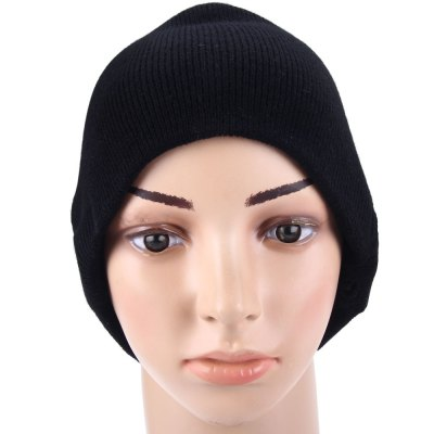 Гаджет   Multifunctional 2.4GHz Wireless Bluetooth Hat Knitted Winter Cap with Hands - free Calls for iPhone Android Devices Home Gadgets