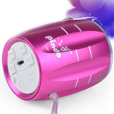 Pindo M6 Mobile Phone Speaker TF Card MP3 Music Player