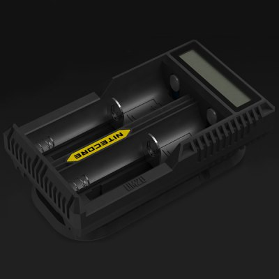 New Arrival Nitecore UM20 Smart Charger with High Definition LCD Display for 18650 18490 18350 10440 BatteriesChargers<br>New Arrival Nitecore UM20 Smart Charger with High Definition LCD Display for 18650 18490 18350 10440 Batteries<br><br>Brand: Nitecore<br>Type: Charger<br>Model: UM20<br>Charging Cell Type: Lithium Ion<br>Compatible: 18650,14500,17670,10440,18350,18490,17500,16340 (RCR123)<br>Rechargeable Battery Qty: 2<br>Input Voltage: DC 5V<br>Output Voltage: 4.2V / 5V<br>LCD screen: Yes<br>Circuit Detection: Yes<br>Protected Circuit: Yes<br>Over Voltage Protection: Yes<br>Short Circuit Protection: Yes<br>Over Charging Protection: Yes<br>Over Discharging Protection: Yes<br>Product weight: 0.0772 kg<br>Package weight: 0.13 kg<br>Product size (L x W x H): 10 x 5.6 x 3.5 cm / 3.94 x 2.20 x 1.38 inches<br>Package size (L x W x H): 16 x 7 x 5 cm<br>Package Contents: 1 x Nitecore UM20 Smart 2 Slots Charger with High Definition LCD Display, 1 x Micro USB Cable