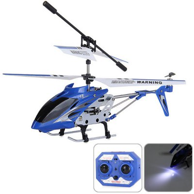 Гаджет   Lian Sheng LS  -  222 Mini Built - in Gyro Infrared RC Helicopter 3.5 Channel Remote Control Helicogyro RC Helicopters