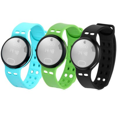 ФОТО BandGoo Smart Bluetooth 4.0 Watch Camora Romote Call Reminder Ultraviolet Detection
