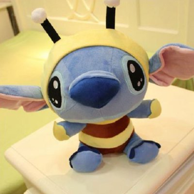 7.9 inch Lovely Lilo and Stitch Stuffed Toy Plush Doll