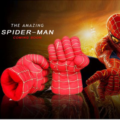 Фотография Cool Spider - man Boxing Gloves The Avengers Hero Character Boxing Gloves