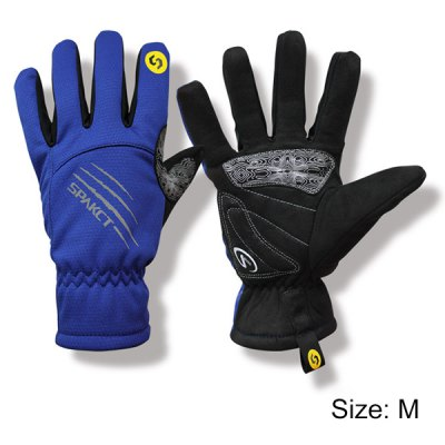 Durable Full - finger Gloves Outdoor Riding Cycling Skiing Supplies