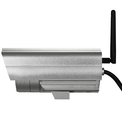 EYESIGHT ES - IP915IW P2P H.264 1.0MP Water Resistant Wireless IP Camera Support Motion Detection