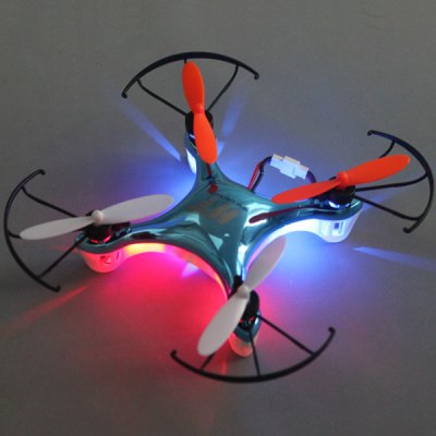 ФОТО HT F803 Cool 2.4GHz RC Quadcopter 4CH 6 Axis Gyro 360 Degree Flying Headless Mode Mini UFO