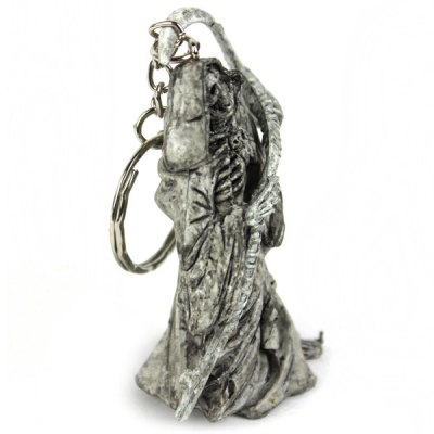Characteristic Death and Sickle Pattern KeychainHome Gadgets<br>Characteristic Death and Sickle Pattern Keychain<br><br>Type: Keychain<br>Feature: Amazing design and show different feeling<br>Material: Rubber, Metal<br>Package Quantity: 1<br>Color: Grey<br>Product weight : 28 g<br>Package weight: 0.05 kg<br>Product size (L x W x H): 4.5 x 2.5 x 11 cm / 1.77 x 0.98 x 4.33 inches<br>Package size (L x W x H): 5.5 x 3.5 x 12 cm<br>Package Contents: 1 x Death and Sickle Style Keychain