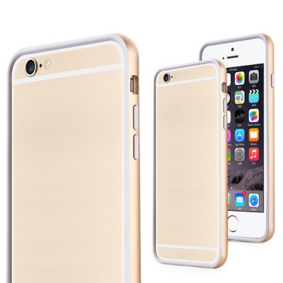 Гаджет   USAMS Pride Series Frame Style TPU and Aluminium Bumper Case for iPhone 6  -  4.7 inches iPhone Cases/Covers