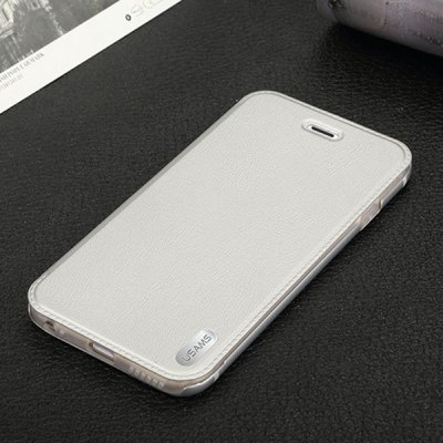 USAMS Sailling Series Stylish PU TPU and Aluminium Material Cover Case for iPhone 6  -  4.7 inches - UsamsiPhone Cases/Covers<br>USAMS Sailling Series Stylish PU TPU and Aluminium Material Cover Case for iPhone 6  -  4.7 inches<br><br>Brand: USAMS<br>Compatible for Apple: iPhone 6<br>Features: FullBody Cases<br>Material: TPU, Aluminium, PU Leather<br>Style: Modern<br>Color: Silver, Black, Pink, Gold<br>Product weight : 0.045 kg<br>Package weight : 0.135 kg<br>Product size (L x W x H): 13.7 x 7.1 x 1 cm / 5.4 x 2.8 x 0.4 inches<br>Package size (L x W x H) : 17.5 x 10.4 x 1.8 cm<br>Package contents: 1 x Case