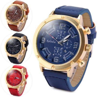 Kaladia 8902 Men Quartz Watch