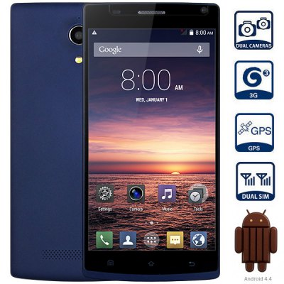 K6S 5.5 inch Android 4.4 MTK6582 3G Smartphon