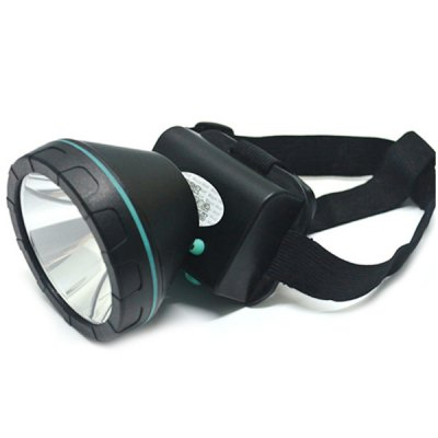 Фотография YouOKLight CREE XP - E R2 LED Rechargeable Water Resistant Headlight for Outdoor Activities (320LM 2 - Modes)
