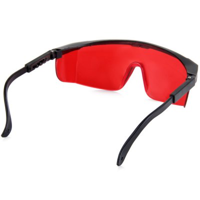 200  -  540nm Laser Protective Glasses Eye Protector Eyewear Goggle Set with BoxOther Eyewear<br>200  -  540nm Laser Protective Glasses Eye Protector Eyewear Goggle Set with Box<br><br>Type: Laser Protective Goggles<br>Lens material: Polycarbonate, Polycarbonate<br>Frame material: Plastic<br>Functions: Laser Protection<br>Lens width: 14 cm / 5.5 inches<br>Lens height: 4.8 cm / 1.9 inches<br>Color: Red<br>Product weight   : 0.023 kg<br>Product size (L x W x H)   : 15.3 x 17 x 5.3 cm / 6.0 x 6.7 x 2.1 inches<br>Package weight   : 0.080 kg<br>Package size (L x W x H)  : 16 x 8 x 5 cm<br>Package Contents: 1 x Laser Safety Goggle, 1 x Box