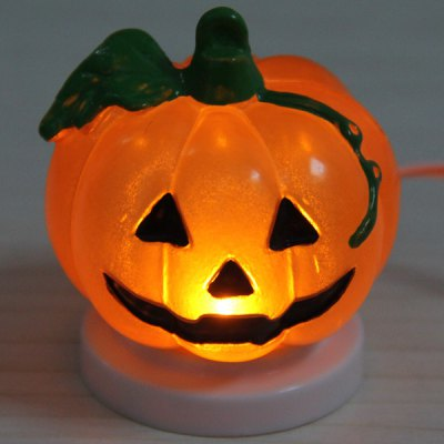 Фотография USB Powered Pumpkin Lamp