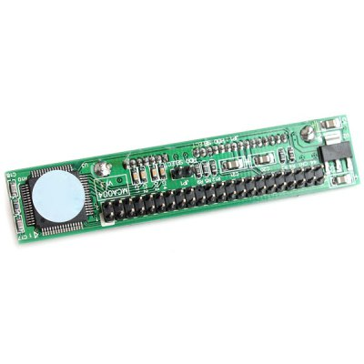 JMT - 05 High Speed Multifunctional IDE Male to SATA 22Pin Female Connector Converter