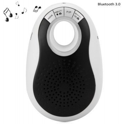 Portable MIC Wireless Bluetooth 3.0 Loud Speaker Built - in Lithium Battery with Self Portrait Function for Cellphone Computer MP3 MP4 MP5 Player