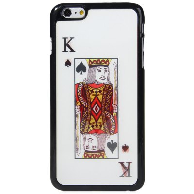 ФОТО Stylish PC Material Back Case Cover with 3D Vary Picture Design  -  Card Pattern
