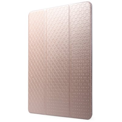 Fashionable Rhombus Pattern PU and Transparent PC Material Cover Case for iPad Air 2iPad Cases/Covers<br>Fashionable Rhombus Pattern PU and Transparent PC Material Cover Case for iPad Air 2<br><br>Compatible for Apple: iPad Air 2<br>Features: Full Body Cases, Cases with Stand<br>Material: Plastic, PU Leather<br>Style: Special Design<br>Color: Rose, Orange, Black, Gold, White, Blue, Purple<br>Product weight : 0.182 kg<br>Package weight : 0.202 kg<br>Product size (L x W x H): 24.2 x 17.3 x 1.1 cm / 9.5 x 6.8 x 0.4 inches<br>Package Contents: 1 x Case
