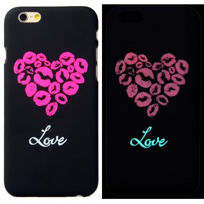 4.7 inch Luminous Effect Cover Case for iPhone 6