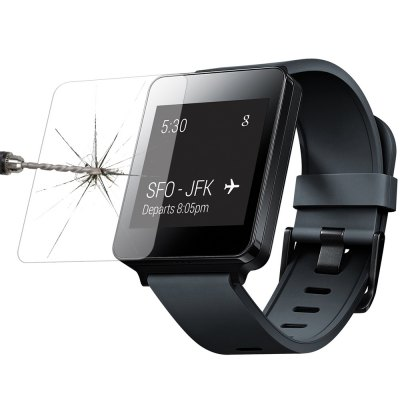 0.2mm 9H Hardness Tempered Glass Screen Protector for LG G Watch