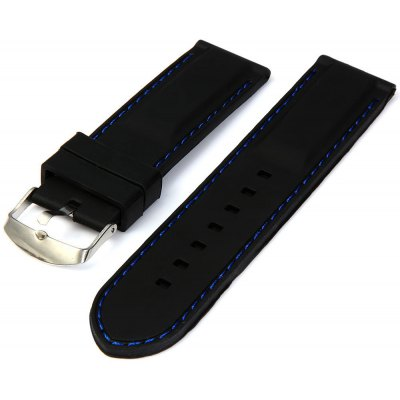 2.4cm Rubber Watch Band Strap