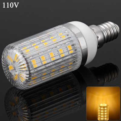E14 7W 36 SMD-5730 110V Dimmable Warm White Corn Light