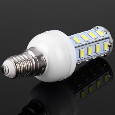 E14 SMD - 5730 36 LEDs 7W 1000Lm Dimmable White Light LED Corn Lamp