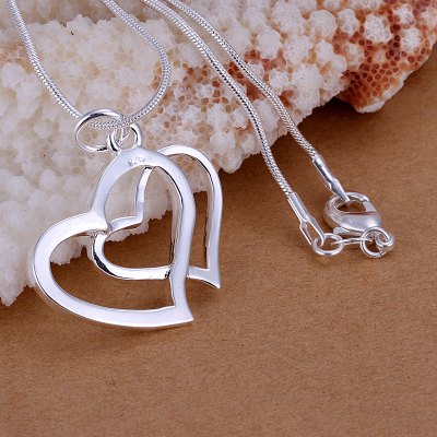 Stylish heart pendant?without the chain?Necklaces &amp; Pendants<br>Stylish heart pendant?without the chain?<br><br>Gender: Unisex<br>Style: Trendy<br>Weight: 0.035KG<br>Package Contents: 1xPendant