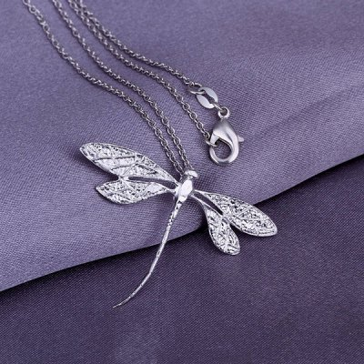 Trendy Dragonfly pendant Without Chain
